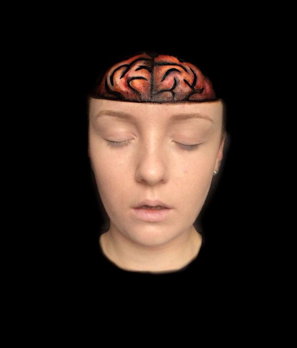 El cerebro de Belinda Maines