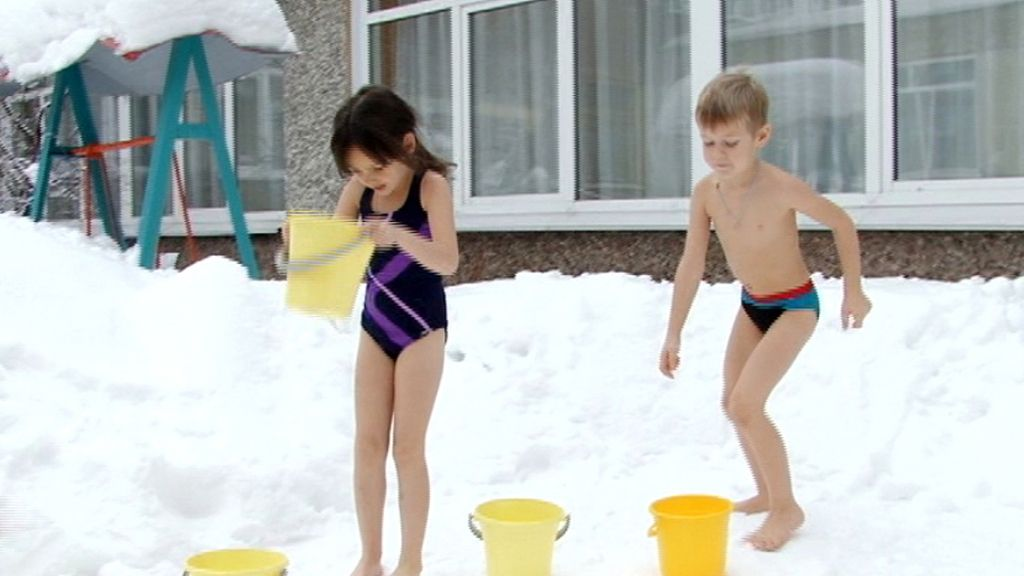 Las temperaturas pueden rozar los 30ºC bajo cero