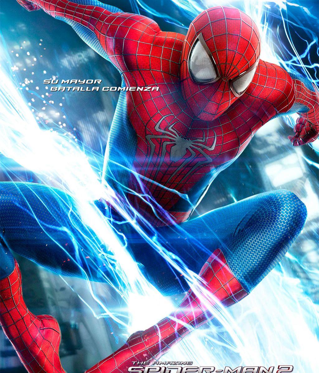6. Amazing Spiderman 2: El poder de Electro