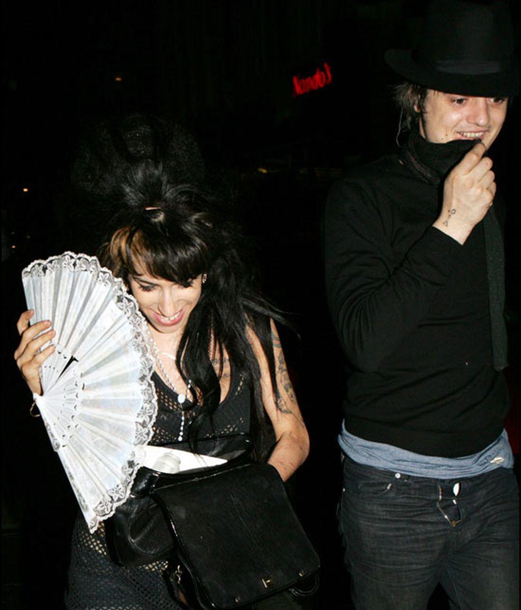 El entorno de Amy Winehouse