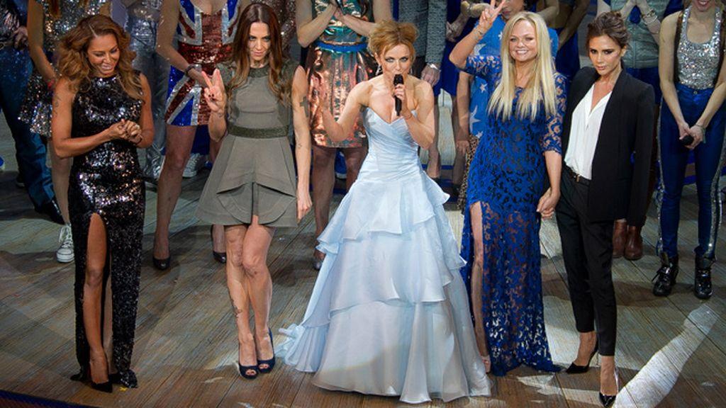 El musical 'Viva Forever' ha recaudado antes de su estreno casi 5 millones de euros