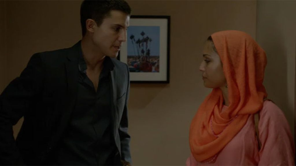 Fátima se casará con Khaled en tres meses