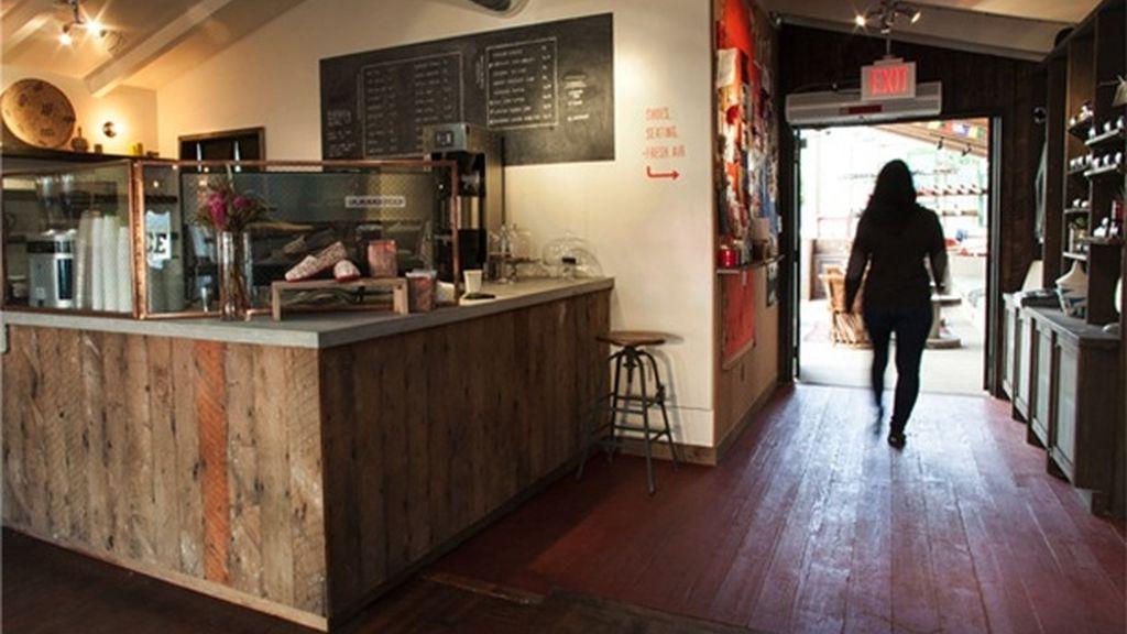 Cafetería en EEUU