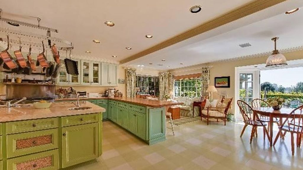 Kate Hudson compra un hogar para su bebé