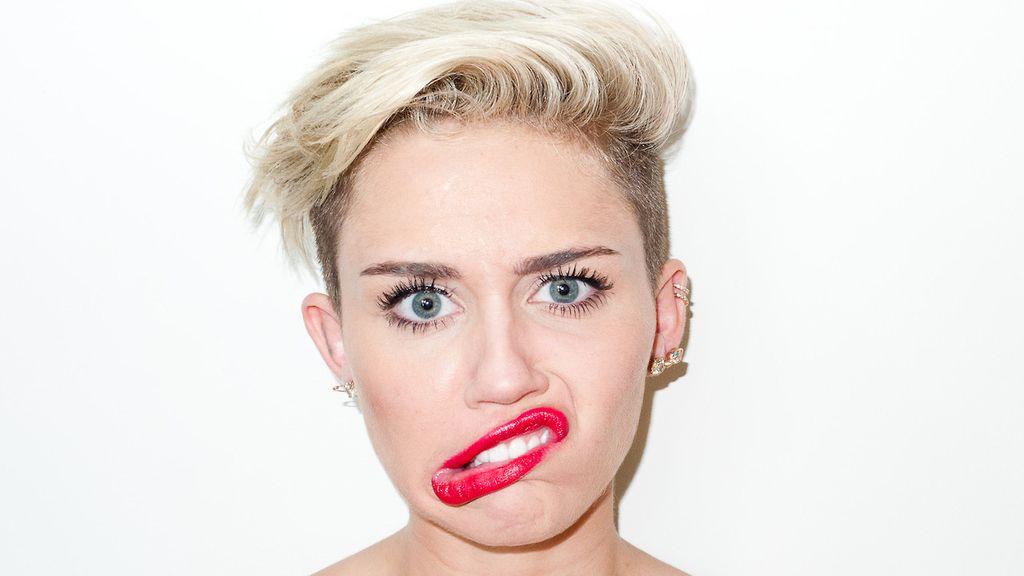 Miley Cyrus, más sexy que nunca