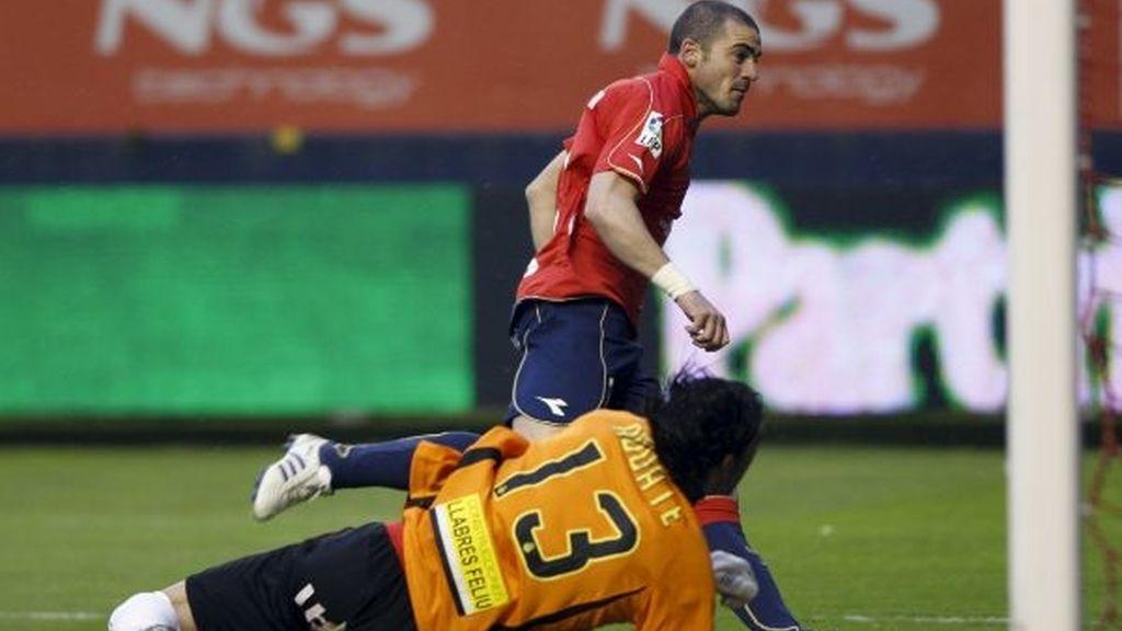 1-0. Osasuna deja de ser colista con un triunfo vital ante un rival directo
