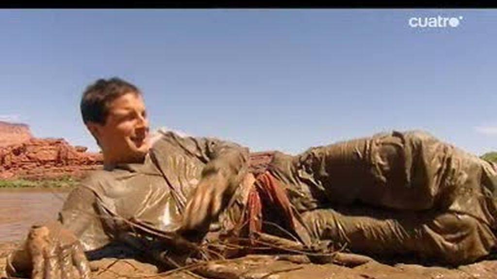 Desierto de Moab: ¿Cómo salir de unas arenas movedizas?