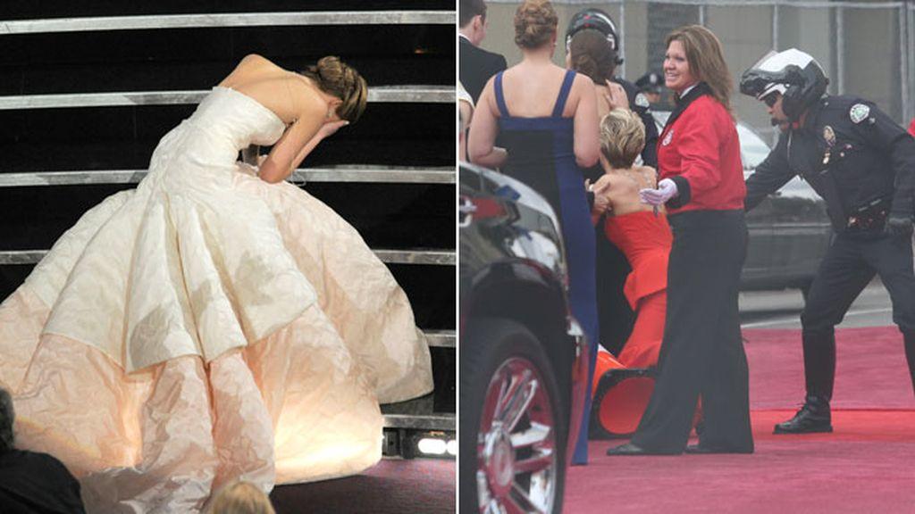 Acabamos con una 'patosa reincidente': la dulce Jennifer Lawrence