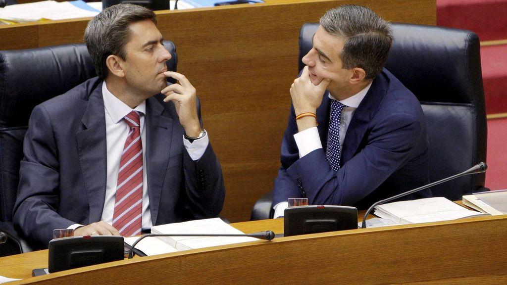 Vicente Rambla y Ricardo Costa en una imagen de archivo