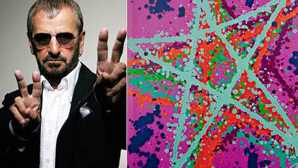 Lienzo de Ringo Starr