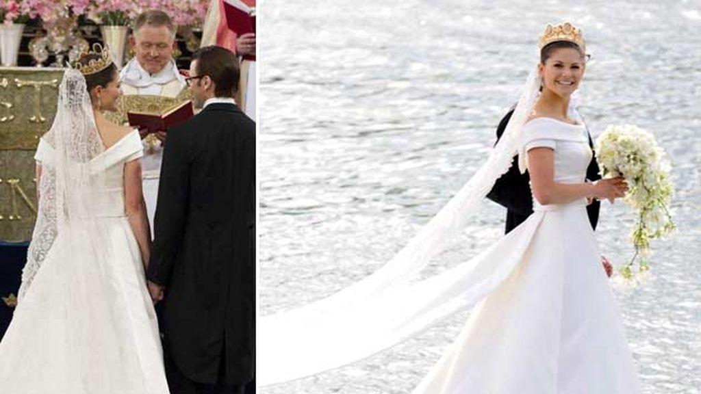 19-06-2010 La princesa Victoria de Suecia y Daniel Westling/ Estocolmo (Suecia)