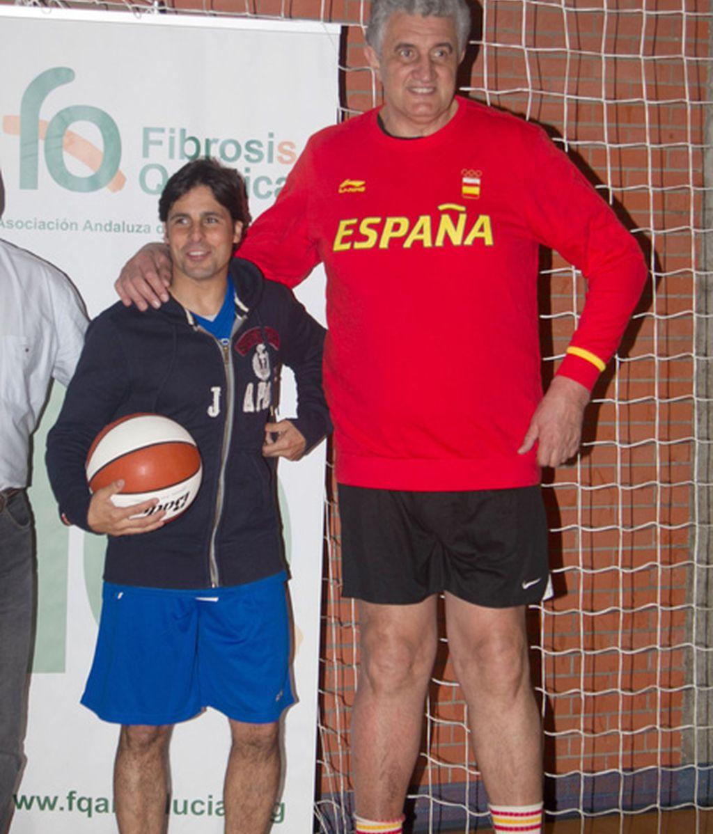 Fran Rivera y Fernando Romay