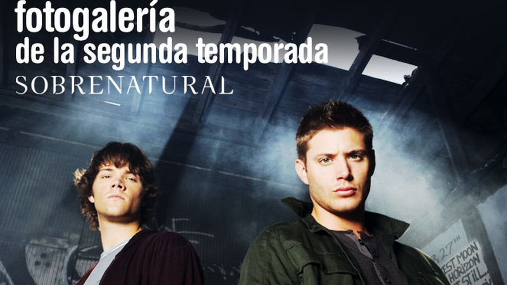Segunda temporada de Sobrenatural