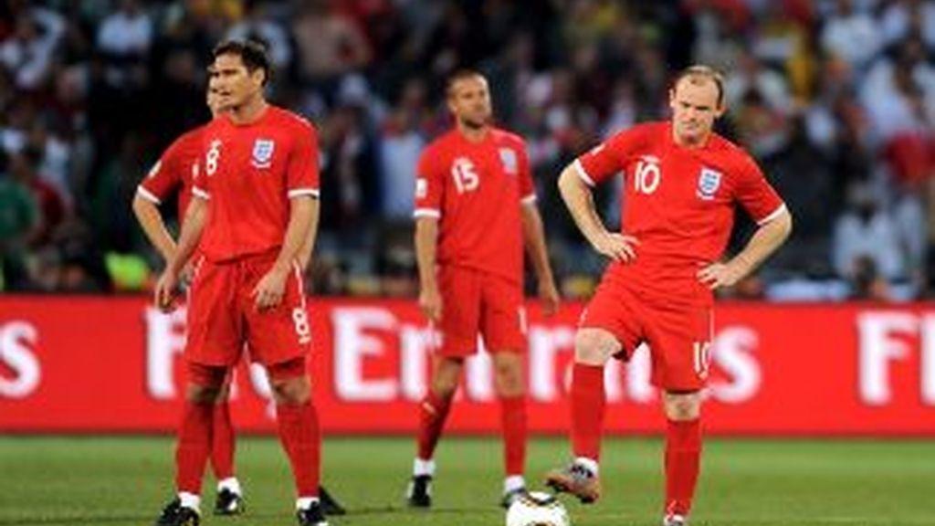 Inglaterra se despide en octavos. Foto: Getty