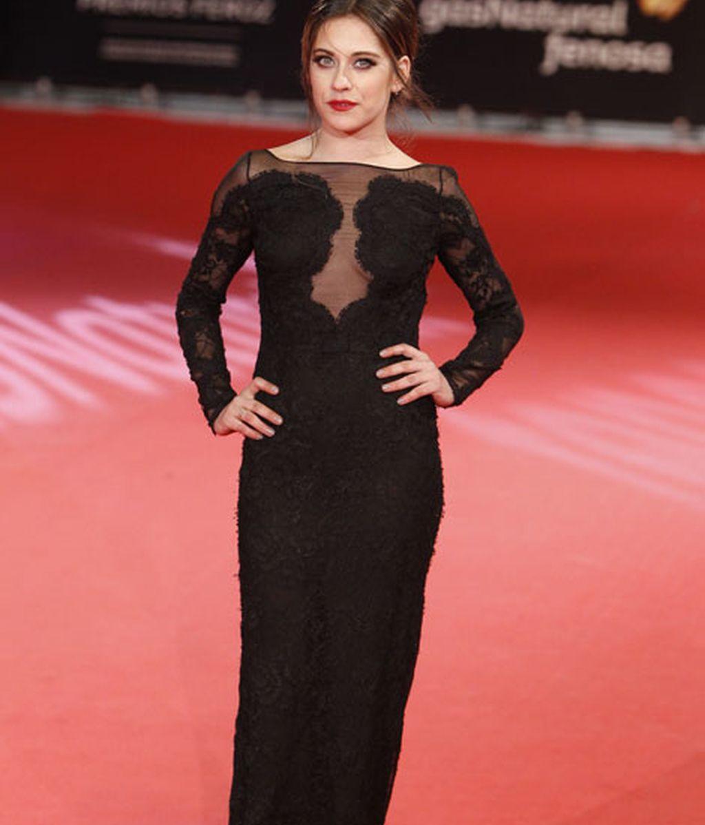 María León vestía un Stella McCartney