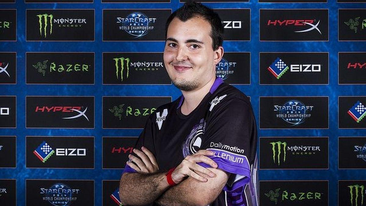 VortiX, Juan Moreno Durán, StarCraft,