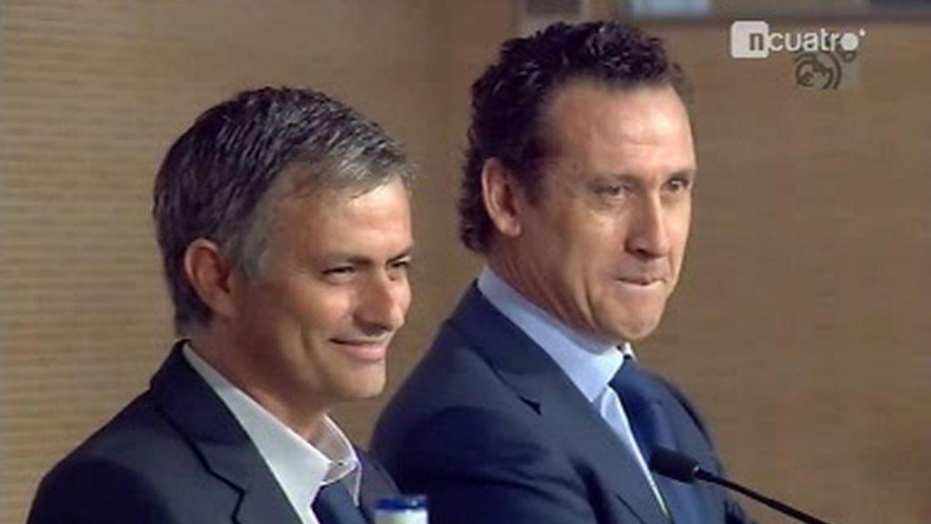 Jorge Valdano aclara su 'polémica' con José Mourinho