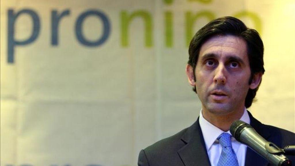 José María Álvarez-Pallete, consejero delegado de Telefónica