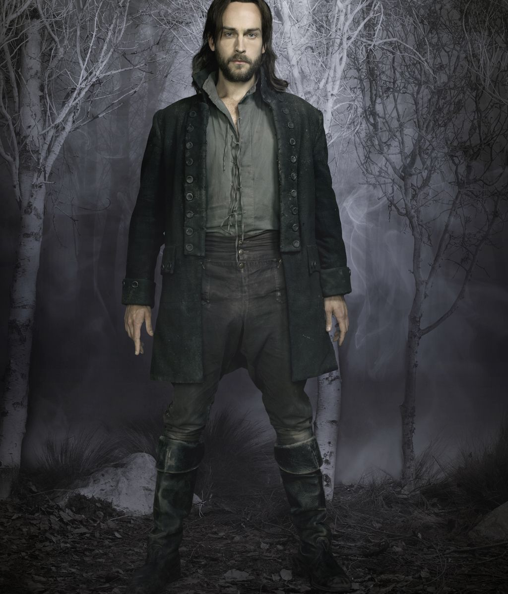 Tom Mison es Ichabod Crane