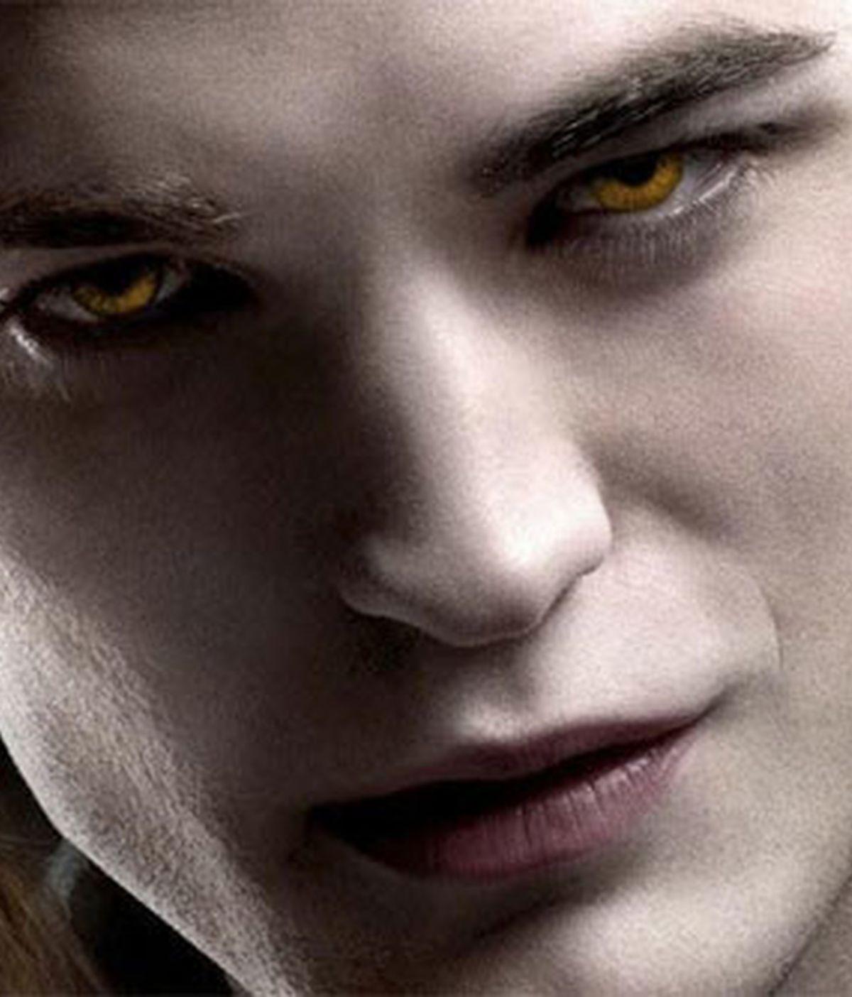 Una de las imágenes de la película en la que aparece Edwuard Cullen. Foto: Archivo.