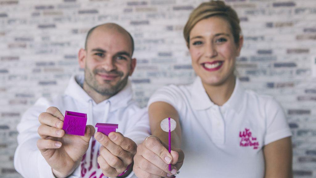 Desarrollan un 'chupa-chup' de hielo para mejorar las condiciones de los pacientes de quimioterapia