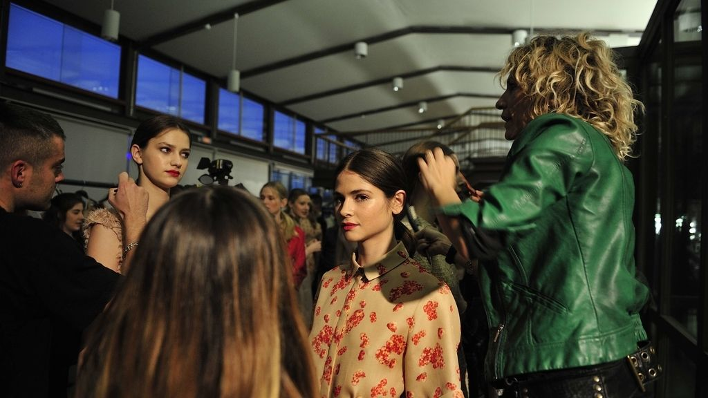 Madrid Fashion Show Women
