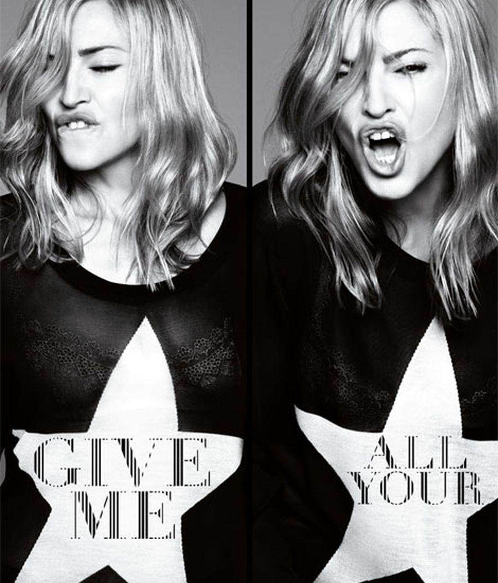 Vuelve Madonna