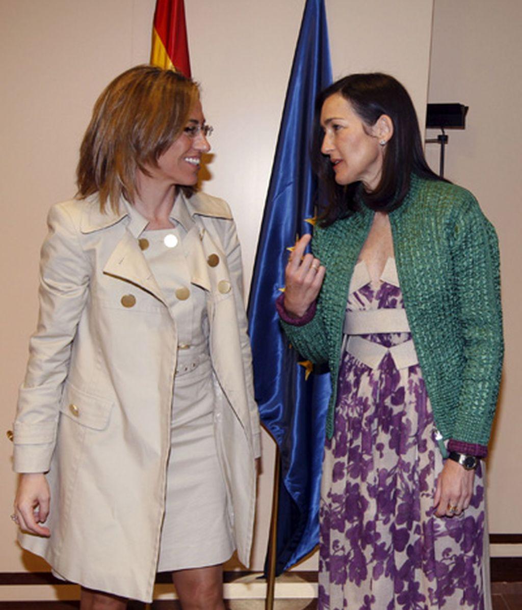 González-Sinde y Chacón