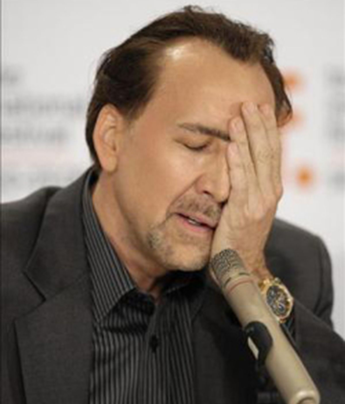 El actor Nicolas Cage atraviesa una grave situación económica por su 'lujoso estilo de vida, según su antiguao administrador, Samuel Levin. Foto: EFE/ Archivo