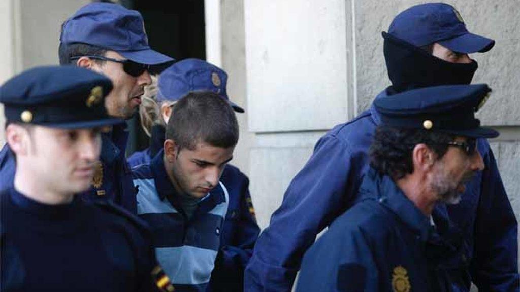 El presunto asesino de Marta del Castillo, Miguel Carcaño