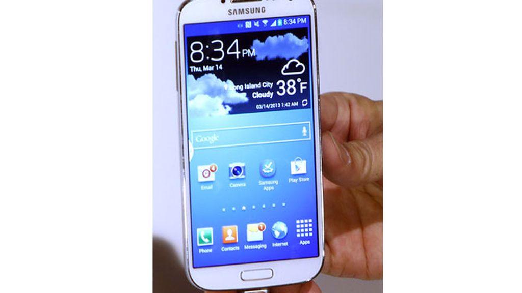 Todo lo que puedes hacer con un Samsung Galaxy S IV con solo mirarlo
