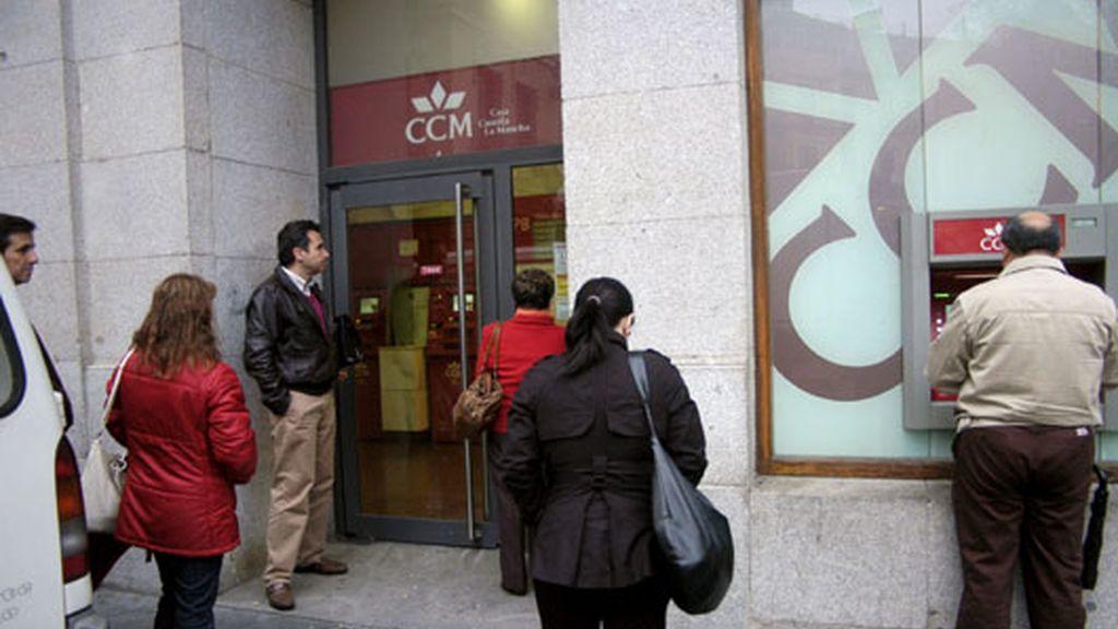 El Banco de España interviene  en  Caja Castilla-La Mancha (CCM)