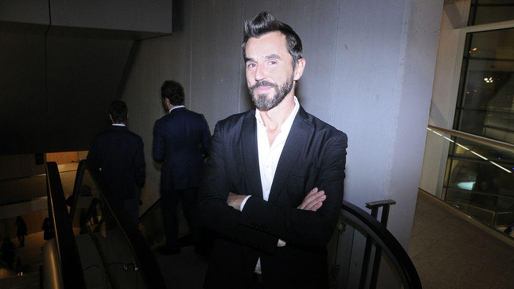 Santi Millán entregó el premio como mejor empresario a su amigo Rafael Medina