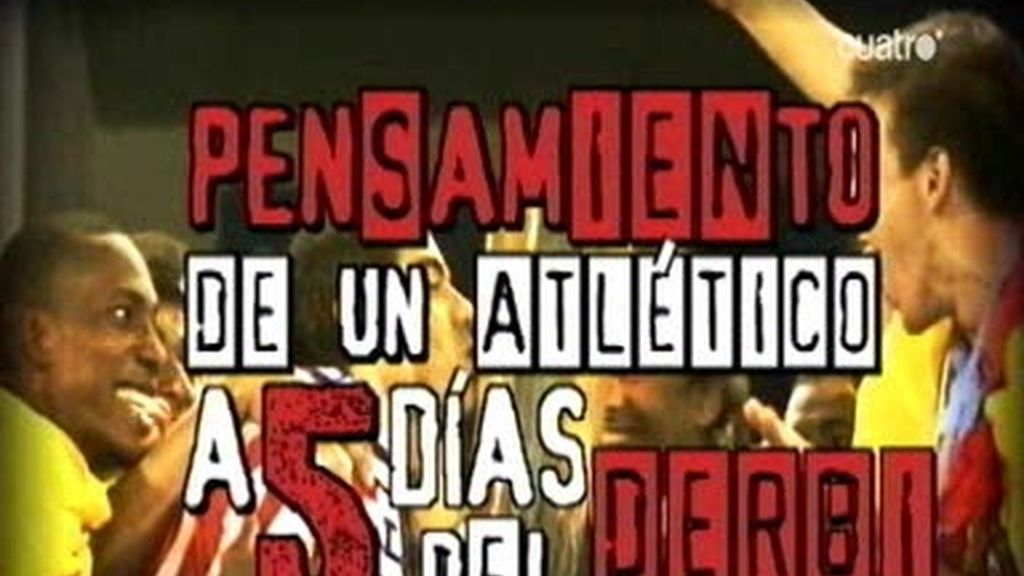 Los 7 males del Atlético antes del derbi