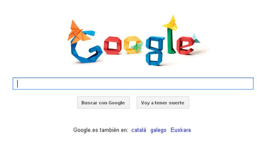 Google domina el arte del origami