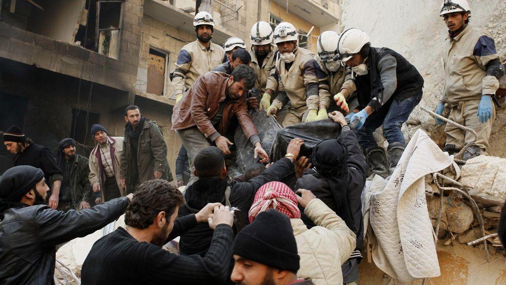 Damasco exigirá que la conferencia de Ginebra arroje resoluciones contra el terrorismo islamista