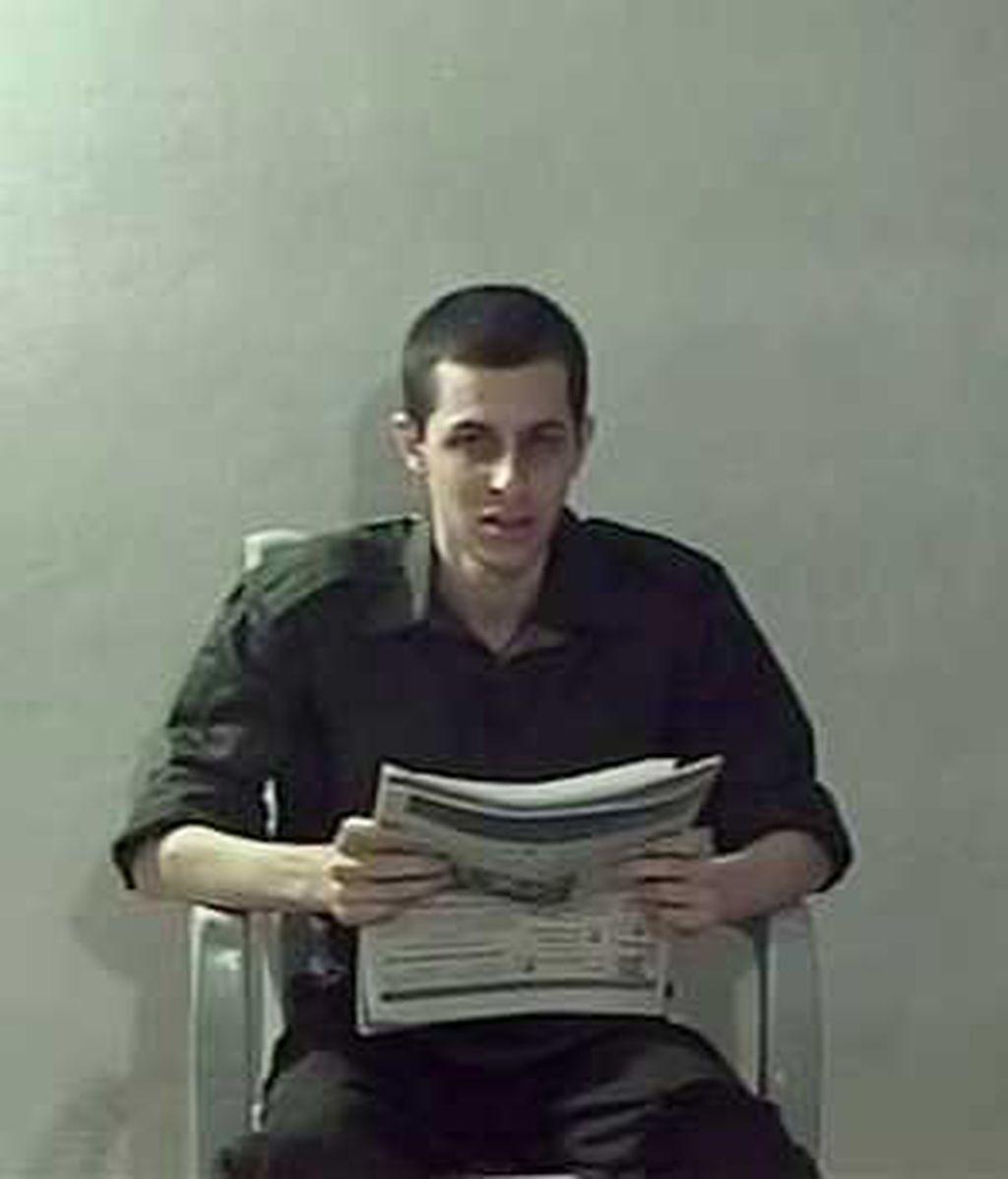 Gilad Shalit lleva en poder de Hamás desde junio de 2006.