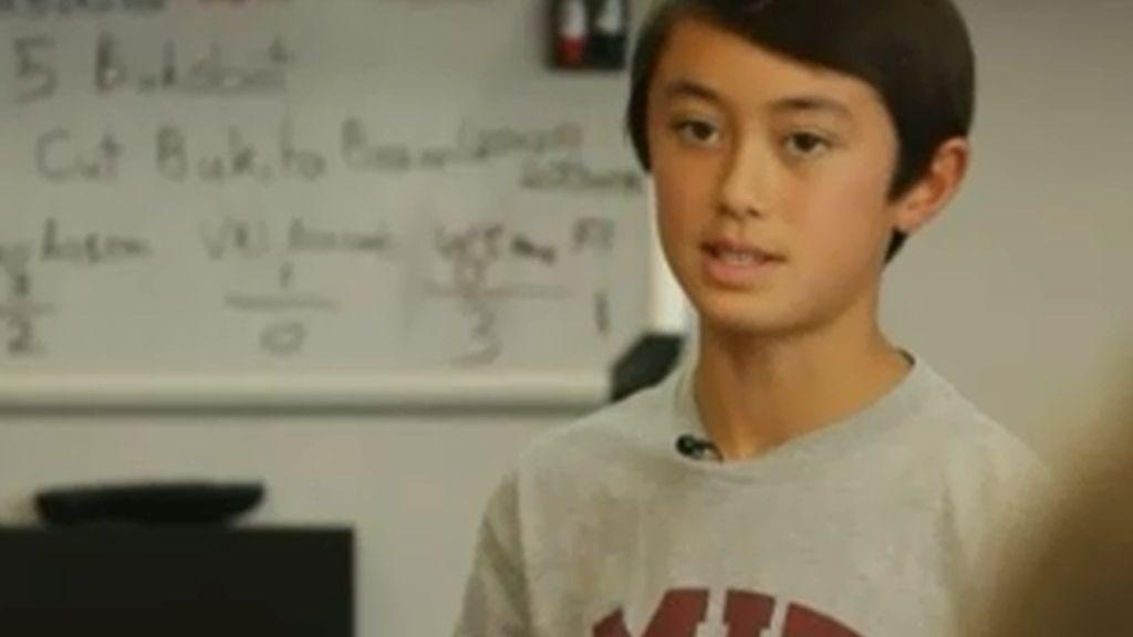 Quin Etnyre, un joven programador