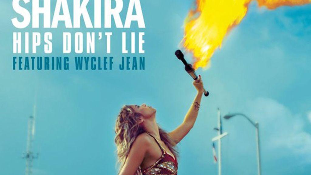 Año 2006, 'Hips don't lie' de Shakira