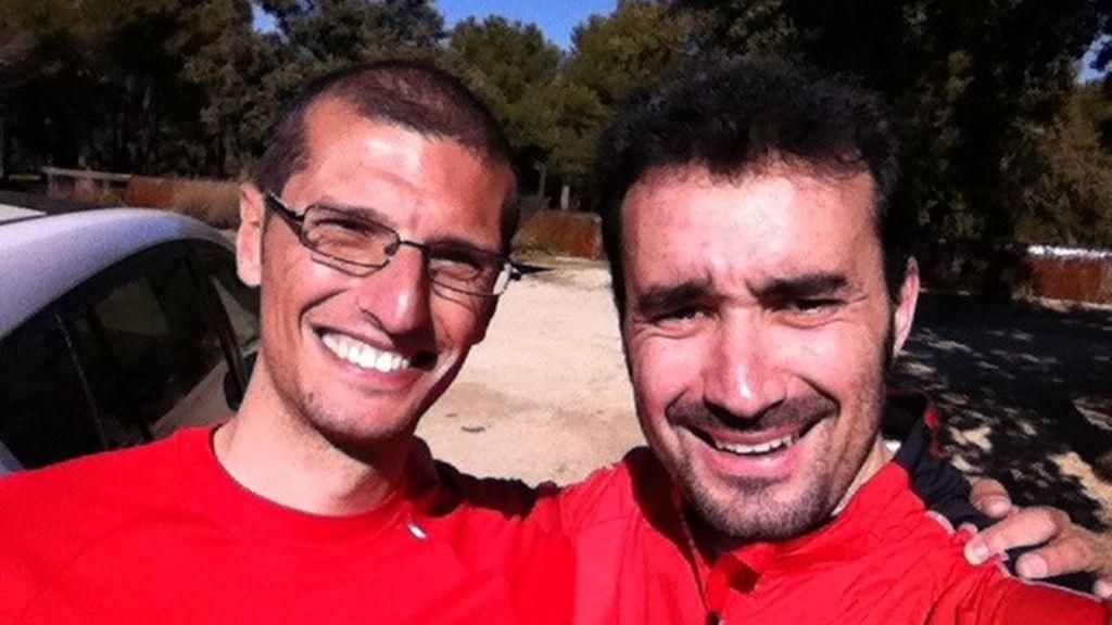 Juanma Castaño y Pablo Villalobos