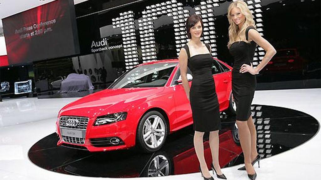 Salón Internacional del Automóvil de Detroit (17-25 de enero)