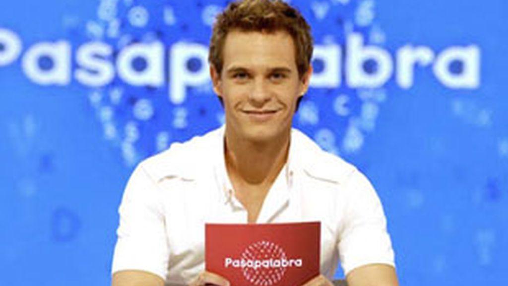 Christian Gálvez presenta 'Pasapalabra'.