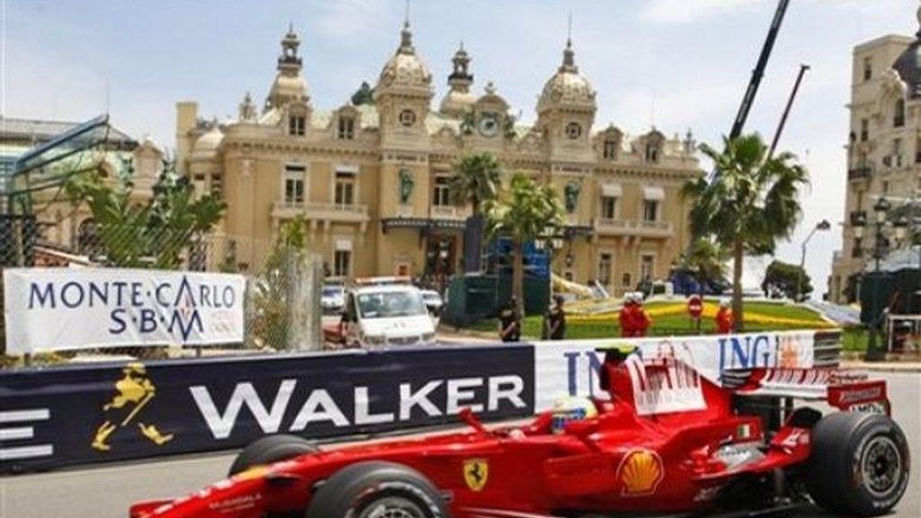 Circuito de Mónaco (18%)