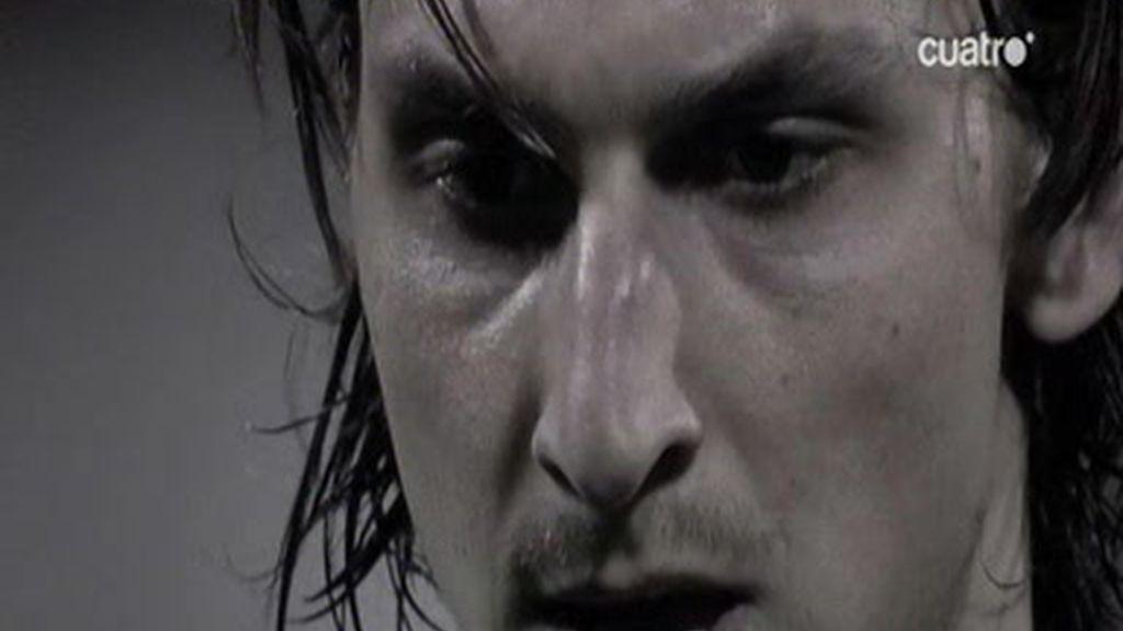Ibrahimovic, el patito feo