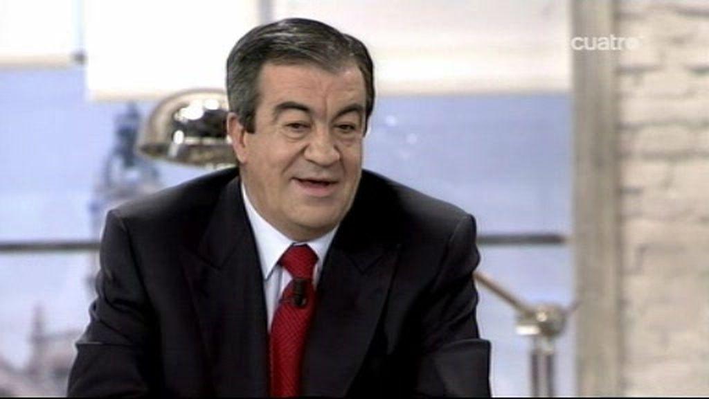 Álvarez Cascos: yo no puedo decidir si voy a presentarme a las elecciones