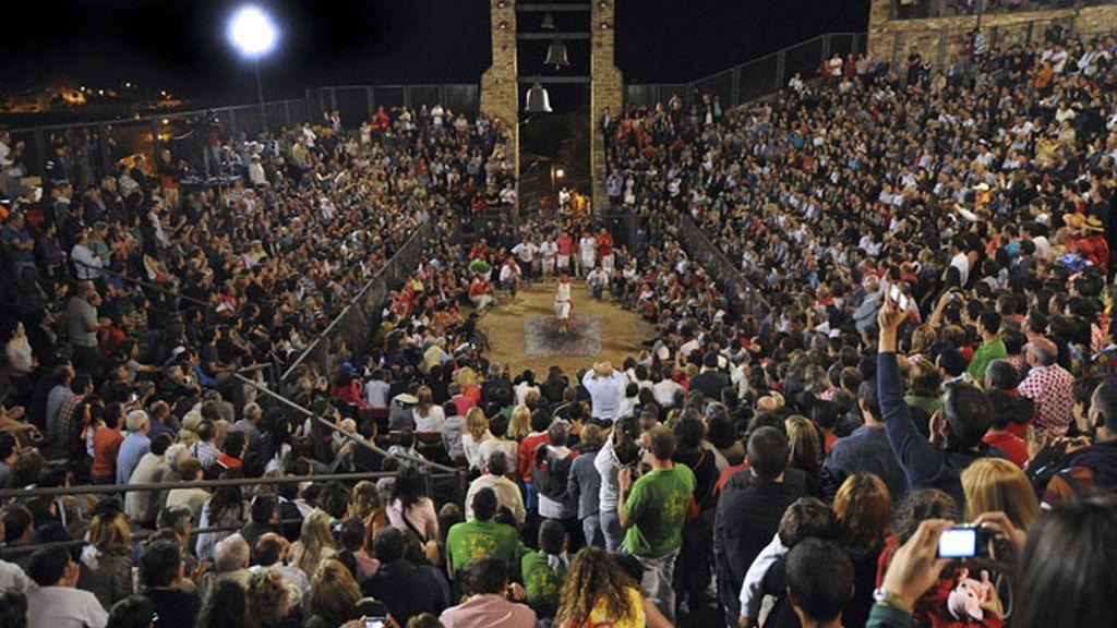 Celebraciones de la Noche de San Juan en toda España