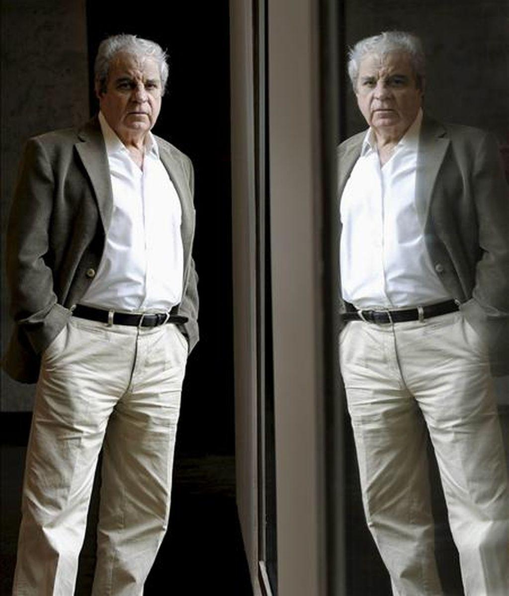 El escritor Juan Marsé. EFE/Archivo