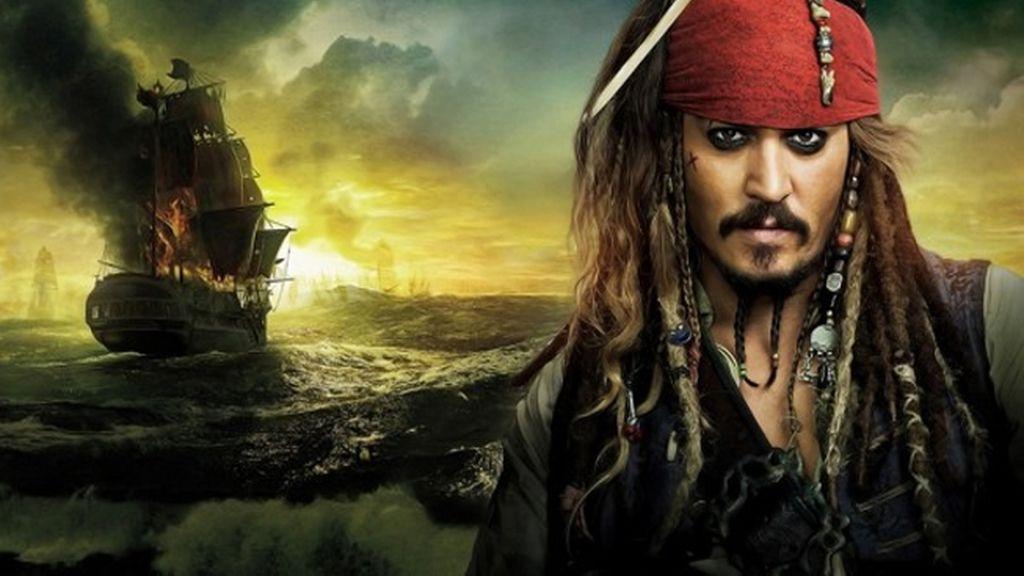 Johnny Depp pasará por el quirófano tras lesionarse en el rodaje de Piratas del Caribe 5