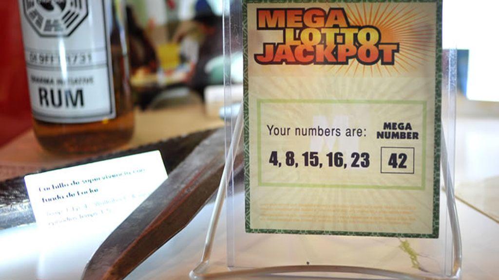 Billete de lotería de Hurley