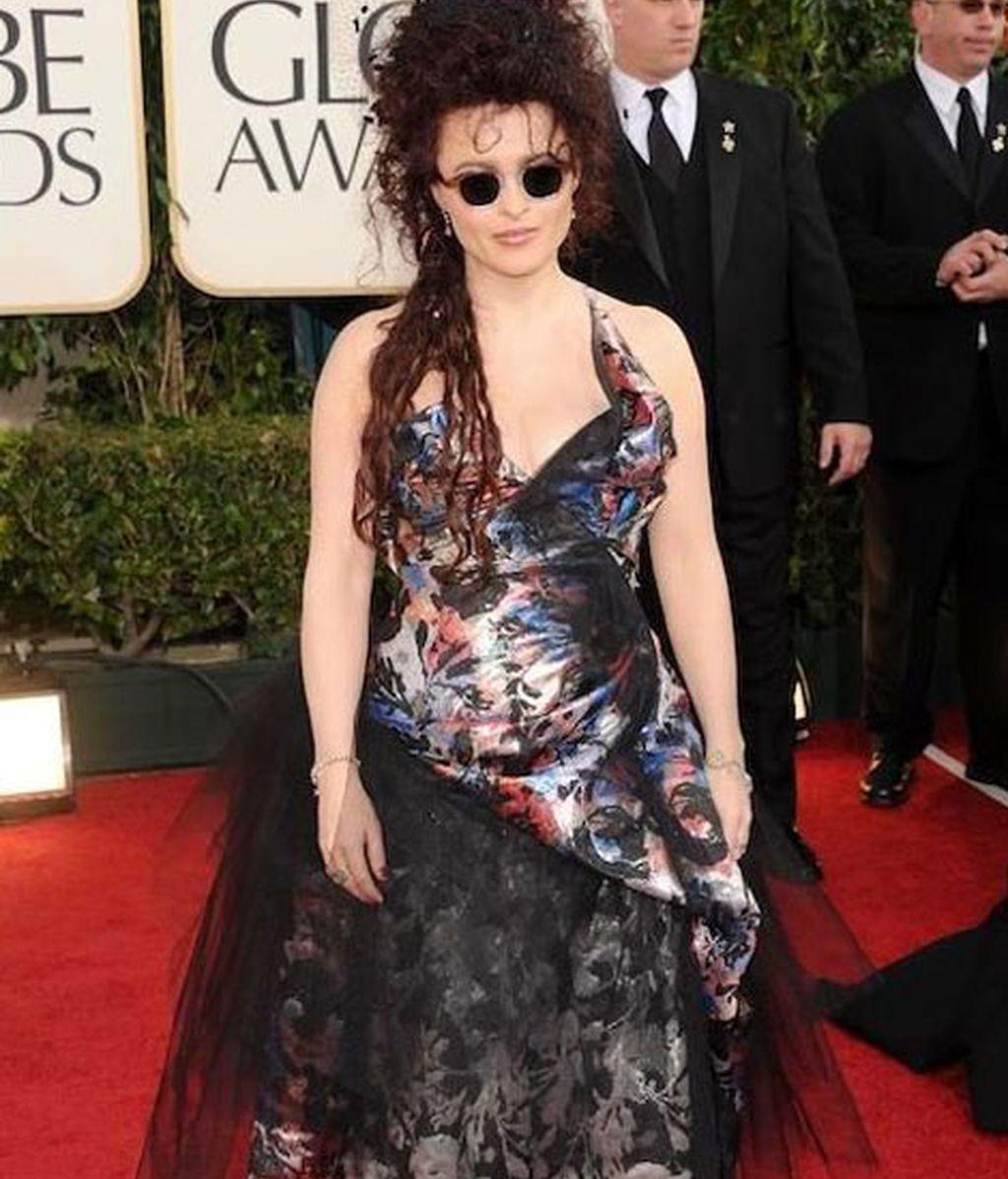Helena Bonham Carter, excentricidad en estado puro